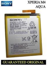GENUINE BATTERY SONY XPERIA M4 AQUA E2303 E2306 Dual E2312 E2333 LIS1576ERPC