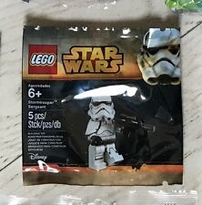 Polybag Lego Star Was Storptrooper Sergean