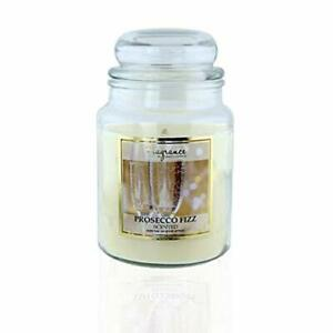 Fragrance Prosecco Fizz Scented Jar Candle 18oz