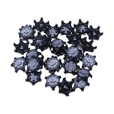 30Pcs Men Golf Shoe Spikes Replace Champ Cleat Screw-in & Tool
