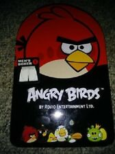 angry birds boxers in tin new sealed small