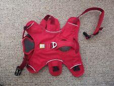 Ruffwear Webmaster Dog Harness Small Red