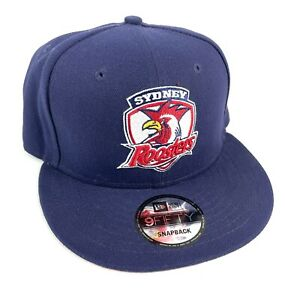Sydney Roosters New Era 9Fifty Blue Snapback Cap Hat