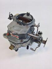 CARTER BBD CARBURETOR 1977 CHRYSLER DODGE PLYMOUTH V6 ENGINE MANUAL TRANS