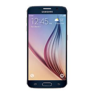 Samsung Galaxy S6 SM-G920 - 32GB - Black (Cricket) Smartphone