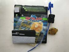 RARE HASBRO ORIGINAL CLASSIC FIRST GENERATION WOLBORG BEYBLADE PHANTOM FORCE