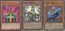 Yugioh Complete Jinzo Deck! Jinzo Lord Jector Returner Arma **HOT** + Bonus