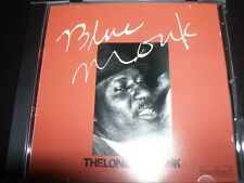 Thelonious Monk - Blue Monk Japan CD – Like New