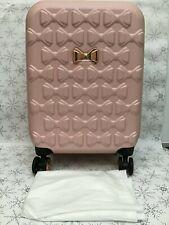 Ted Baker Beau 54cm 4-Wheel hardside Cabin Suitcase (Pink)