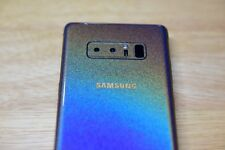 Samsung Galaxy Note 8 Ultimate Skin Kit-Mate Negro - (muchos colores) Samsung