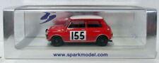Modellini statici di auto da corsa Rally multicolore con scatola chiusa per Morris