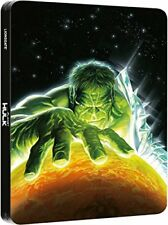 Planet Hulk Steelbook - UK Limited Edition Blu-ray Region B