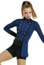 Dance Costume Large Child/Small Adult Navy Blue Military Police Weissman DUET