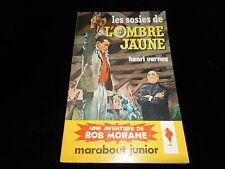 Marabout Junior 210 : Henri Vernes Bob Morane Les sosies de l'ombre jaune TTBE