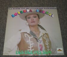La Nueva Ley De La Cancion Ranchera Rosenda Bernal~RARE Mexico Import~FAST SHIP!