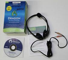 Nuance Communications Dragon NaturallySpeaking Premium Version 11 - Academic