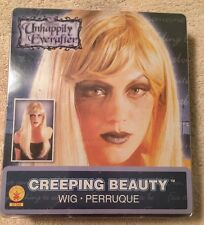 Rubie's Unhappily Everafter Adult Creeping Beauty Wig, blonde with gray Costume