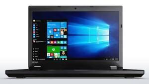 "LENOVO THINKPAD 15.6"" L560 Core i7-6600u Max 2.8GHz WIN 10 Pro w/Recovery drive"