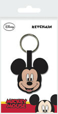 DISNEY MICKEY MOUSE WOVEN KEYRING NEW OFFICIAL MERCHANDISE