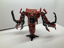 Transformers Studio Series Constructicon Rampage Voyager Class #37 COMPLETE