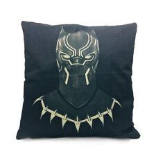 Marvel DC JLA Cushion Cover Super Hero Waist Sofa Throw Pillow Case Home Decor