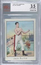 1910 ATC Champion Athlete and Prize Fighter Series Mecca Back Jack Burke BVG 3.5