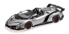 Lamborghini Veneno Roadster graumet./schwarz - redline - 1:18 Kyosho
