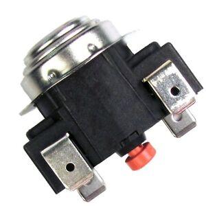 Thermostat de sécurité 80°C Chauffe-eau 283311AAC FAGOR, BRANDT