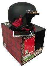 NEW Anon Burton x LAMB Aera Womens Snowboard Helmet!  XS  54-55 cm  Black