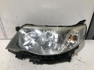 Subaru FORESTER Left Headlight X/XS 02/08-12/12