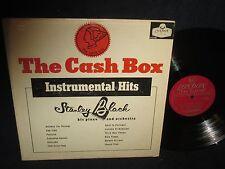 "Stanley Black his piano and Orchestra ""The Cash Box"" LP PROMO"
