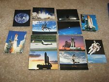 NASA Space Exploration – Collection of 12 Prints – With Holder