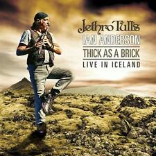 Thick as a Brick-Live in Iceland di Jethro tulls Ian Anderson (2014), OVP, 2 CD