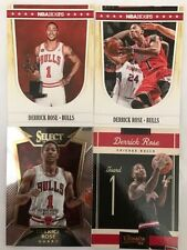 Chicago Bulls Not Autographed Basketball Trading Cards Lot