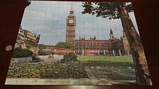 Puzzle Jig-Saw 'London House of Parliament with Big Ben' England by Jumbo