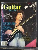 Guitar Player Magazine July 1982