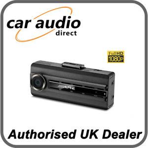 Alpine DVR-C310S Front Facing Accident Dash Camera G-Sensor WIFI GPS 16GB SD