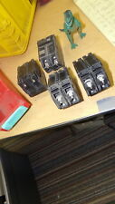 GE 3-Pole 50A Circuit Breakers, Lot of 4 *FREE SHIPPING*