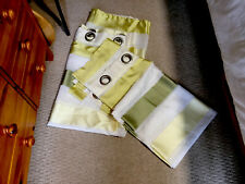 """pair voile curtains Eyelet Type 54x53"""""""