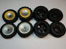 Kyosho HPI Traxxas Wheels with Losi tires - Vintage - ultima, outrage