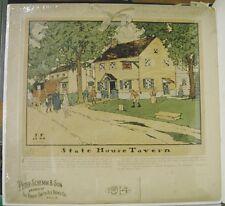 1914 Peter Schemm & Son Calendar - Philadelphia, PA