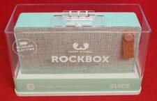 Fresh n Rebel ROCKBOX SLICE Fabriq PEPPERMINT Bluetooth Speaker Portable Travel