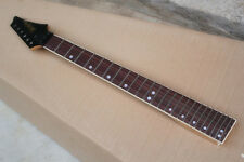24 Frets Double roll Maple Electric guitar neck Rosewood Fretboard, Customizable