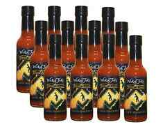 Wholesale Hot Sauce Bhut Kisser Ghost Pepper Sauce Bulk Very Hot and Flavorful