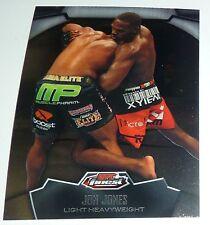 Jon Bones Jones 2012 Topps Finest UFC Card #32 159 152 145 140 135 128 100 94 87
