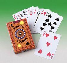 WIZARD STRIPPER DECK Street Card Magic Tricks Close Up Beginner Playing Game NEW