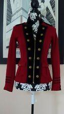 Denim & Supply Ralph Lauren Red Band Jacket Military OfficerX S