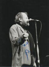 Joe Cocker Autogramm signed 20x30 cm Bild s/w