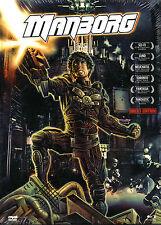 MANBORG - Blu Ray & Dvd + Mediabook -  Uncut Version -
