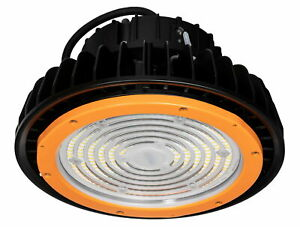 LED Highbay UFO Hall Light IP65 Dimmable - 100W 13000lm - Cold White 5700K